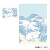 新入荷!ムーミン ピロケース&掛け布団カバーセット「カバームーミン」!