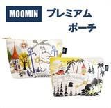 【予約販売】<3月納品>【ムーミン】プレミアムポーチ