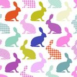 Daisy  ペーパーナプキン ウサギ