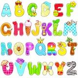 Daisy  ペーパーナプキン アルファベット