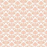 Daisy  ペーパーナプキン ダマスクパターン オレンジ