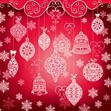 Paper Napkin Christmas Ornament