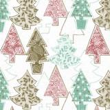 Daisy  ペーパーナプキン クリスマス ツリー