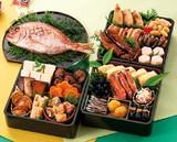 おせち料理セット 五葉(21品) 天然真鯛付