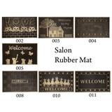 Doormat Salon Rubber Mat Lecht