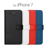 iPhone7 Case Genuine Leather Notebook Type