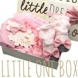 日本製 LITTLE ONE BOX 【トリプルチュールブルマ セット】ギフト 出産祝 プレゼント