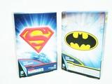 バットマンとスーパーマンの絆創膏【HERO BANDAGE】