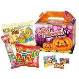 ハロウィン お菓子ボックス