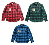 【2016AW新作】【BENDAVIS】バッファローチェックシャツ