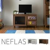 【送料無料】NEFLAS(ネフラス)ディスプレイローボード(90cm幅)WH/BR