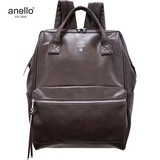 anello Vintage Synthetic Leather Premium Base Backpack
