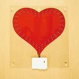 フィルム型LEDライトHEART