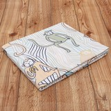 ピローケース(2枚セット) Monkey Tale Reversuble Pillowcase Pair
