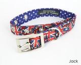 首輪 ハーネス ユニオンジャック イギリス ドッグ 犬 英国ブランド BlossomCo ブロッサム 日本未入荷