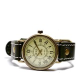手作り風アンティーク時計