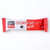 Cocofina有機ココナッツ&デーツバー