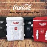 【当社生産 国内ライセンス】コカ・コーラ  リュック バッグ  クリスマス