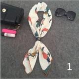 【2016秋冬新作】可愛いスカーフ  5カラー