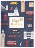Laser Pop Card London