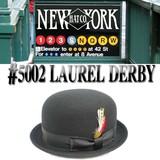 NEWYORK HAT #5002  LAUREL DERBY  15145
