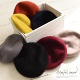 今季も秋冬注目アイテム♪ベレー帽◆423326