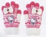 【サンリオ】二重5指手袋(子供用)