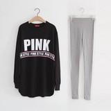 大きいサイズ☆PINKセットアップパジャマ 3L 4L 5L