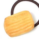 Square Cookies Hair Elastic