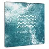【アートデリ】海のファブリックパネル インテリア 雑貨 アート ポップアート  pho-1610-001
