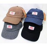 【SALE】MELTON BB CAP(メルトン ベースボール キャップ)