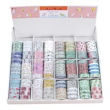Tools/Furniture Attached Washi Tape Set
