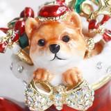 【戦プラSALE!11/28-12/3 】クリスマス 宝石箱 ジュエリーボックス 【 フクのクリスマス 】