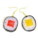 Tekka Maki Takuanmaki Sushi Pierced Earring