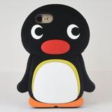 ピングー iPhone7対応 シリコンケース (ピングー) PG-50A