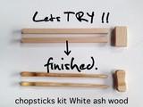My chopsticks kit WH