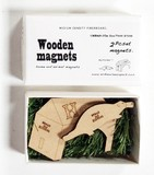 animal&house magnets C.Platypus