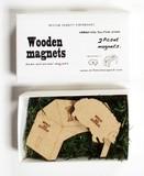 animal&house magnets D.Hedge hog