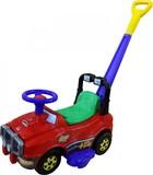 【乗用玩具・乗り物】ジープハンドル付き