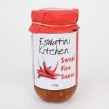 Eswatini Kitchen スワジファイヤーソース(激辛チリソース) 150g