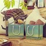 Land Cape Handbag Bag Adult Wrapping Paper Bag