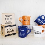 DAYKLYシリーズ DAYKLYをキーワードにカフェタイム♪ マグ 日本製