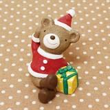 【クリスマス特集】 ノーティー ハッピークリスマス クマ (ノーティーアニマルマスコット)