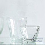 Glass Glass Line Tumbler