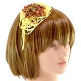 Bolognese Headband FAKE FOOD