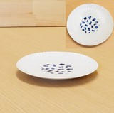 Sinogi (しのぎ) 水玉 取皿