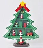 【春の大感謝祭セール!】【クリスマス】【木製ウインドウツリー】