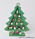 【5月21日から31日まで10%分引きセール!】【クリスマス】【木製ウィンドウツリー】Mサイズ