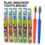 【輸入】PLAK SMACKER  TOOTH BRUSH 歯ブラシ 歯磨き ハブラシ 海外