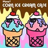 Case Series iPhone7 Exclusive Use Corn Ice Cream Case